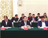 广东省委书记李希接见新华联集团总裁傅军一行