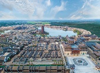 新华联即将推出升级版铜官窑古镇二期项目 精准发力文旅地产