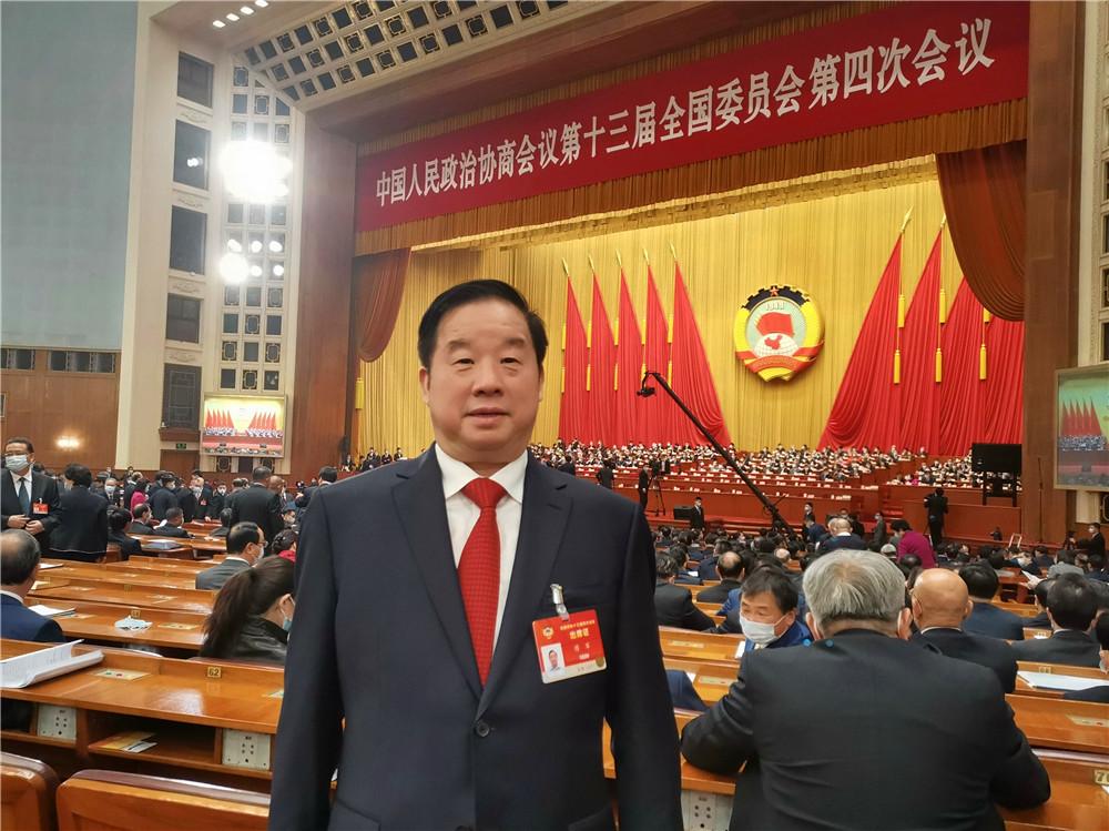 全国政协委员傅军:建议国家应大力支持与鼓励科学技术创新